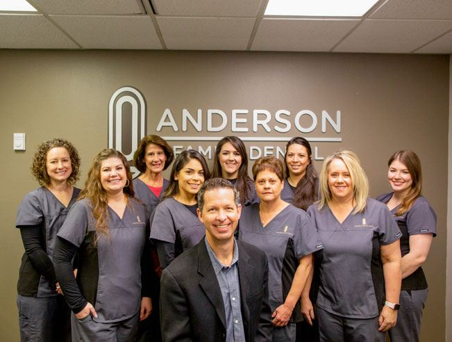 Anderson Family Dental staff